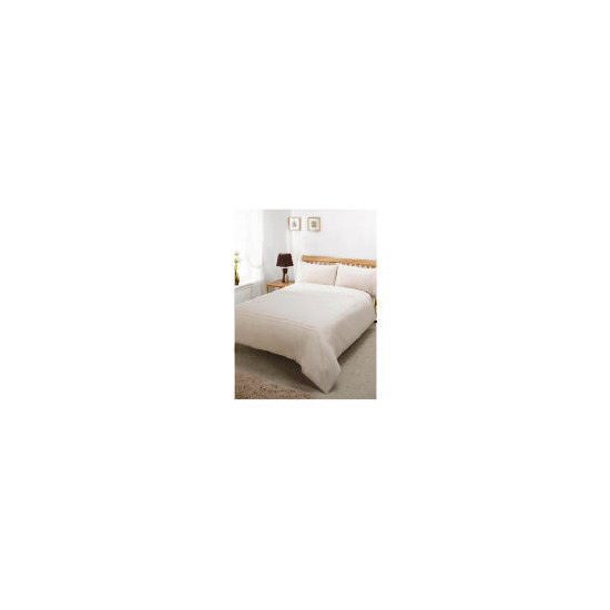 Silent Night Duvet Set Double Track Biscuit