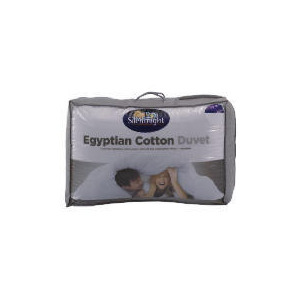 Photo of SilentNight Egyptian Cotton 13.5 Tog Duvet Double Bedding