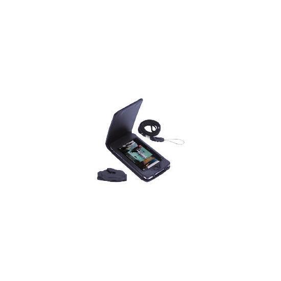 iLab iL07 Touch Leather Case Black