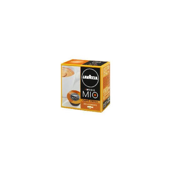 Lavazza A Modo Mio Caffe Crema Dolcemente 120g pods