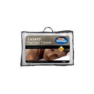 Photo of SilentNight Luxury Mattress Topper Double Bed Linen