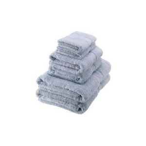 Photo of Egyptian Cotton Towel Bale, Duck Egg Towel