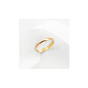 Photo of 9CT Gold 3MM Wedding Ring K Jewellery Woman