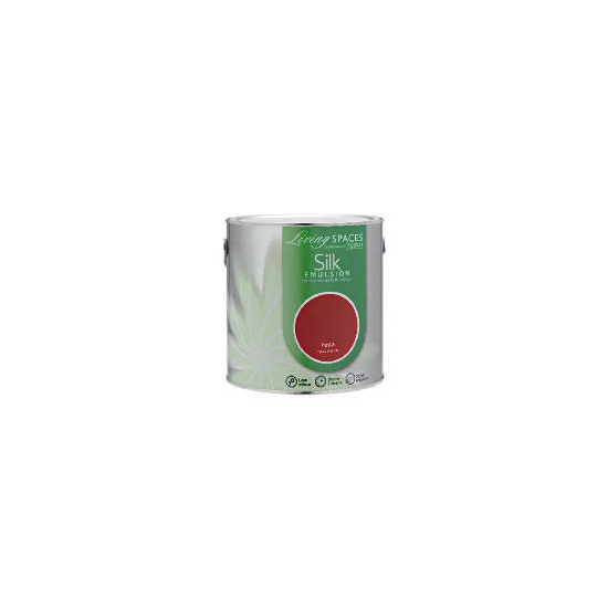 Living Space Silk Red 2.5L
