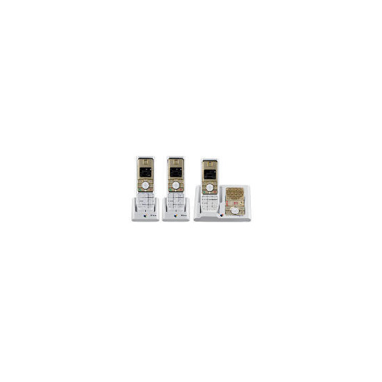 BT Verve 450 Triple White and Metallic Sandstone Exclusive to Tesco