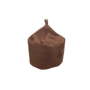 Photo of Tesco Faux Suede Bean Bag, Chocolate Furniture