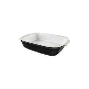 Photo of Pyrex Black Ceramic 35X23 Roaster Cookware