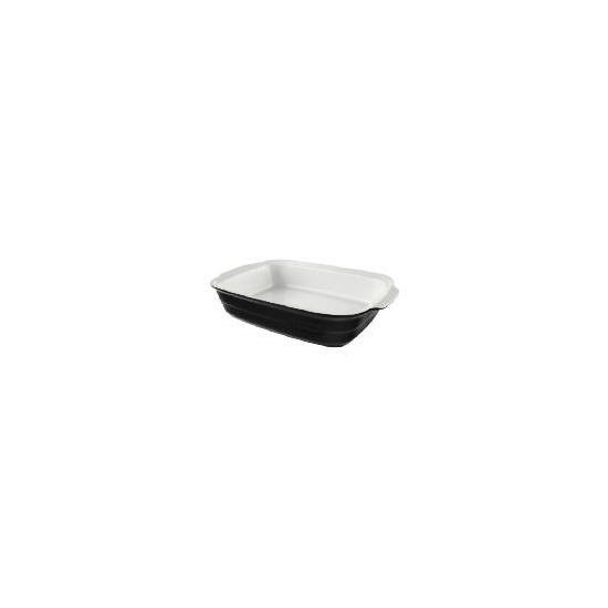 Pyrex Black Ceramic 35X23 Roaster