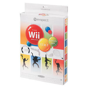 Photo of Wii 15 In 1 Accessory Pack Games Console Accessory