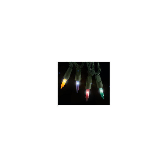 Tesco 200 Low Voltage Multi Function Coloured Lights (Outdoor)