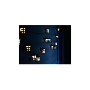 Photo of Tesco 40 Low Voltage Large Lantern Lights (Outdoor) Christmas