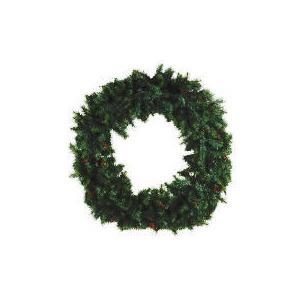 Photo of Tesco 5FT Giant Wreath Christmas