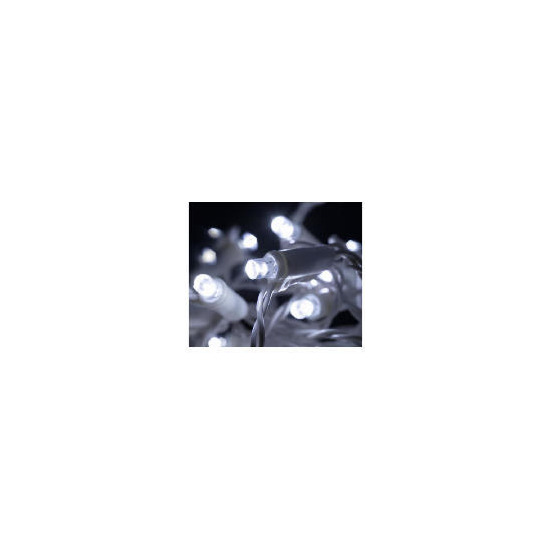 Tesco 98 Random Twinkle Outdoor LED Icicle Lights