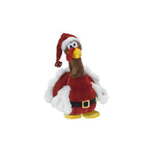 Photo of Tesco Animated Turkey Christmas
