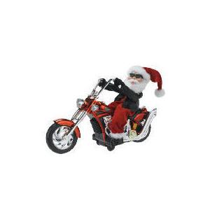 Photo of Tesco Santa On A Bike Animation Christmas