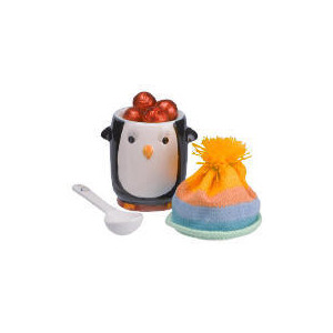 Photo of Cool Wonderland Penguin Egg Cup Dinnerware