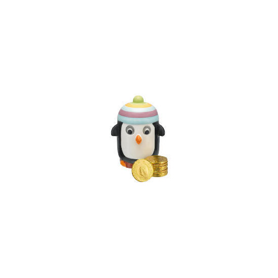 Cool wonderland Penguin money box