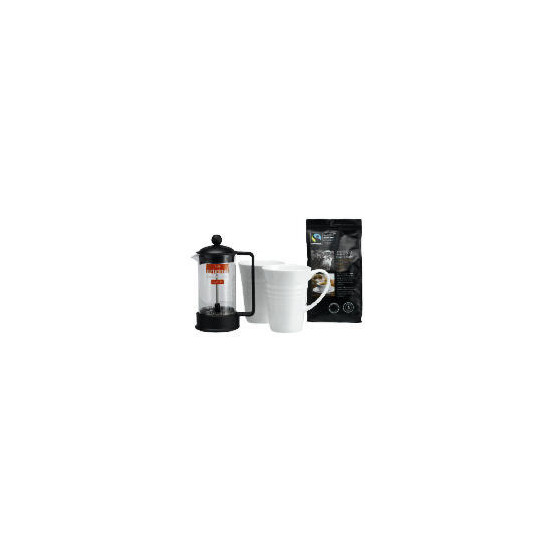 Savour Fair Trade Coffee Press Set