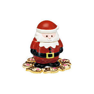 Photo of Cool Wonderland Santa Cookie Jar Home Miscellaneou