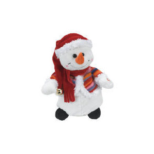 Photo of Tesco Dancing Snowman Christmas