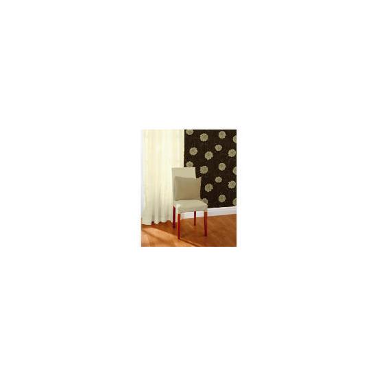 Arthouse Wallpaper Mandalay Motif Chocolate