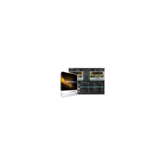 Traktor Pro DJ Software DVD