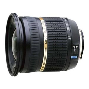 Photo of Tamron SP 10-24MM F3.5-4.5 Di II Lens