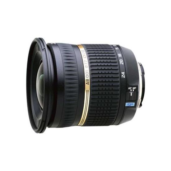 Tamron SP 10-24mm F3.5-4.5 Di II