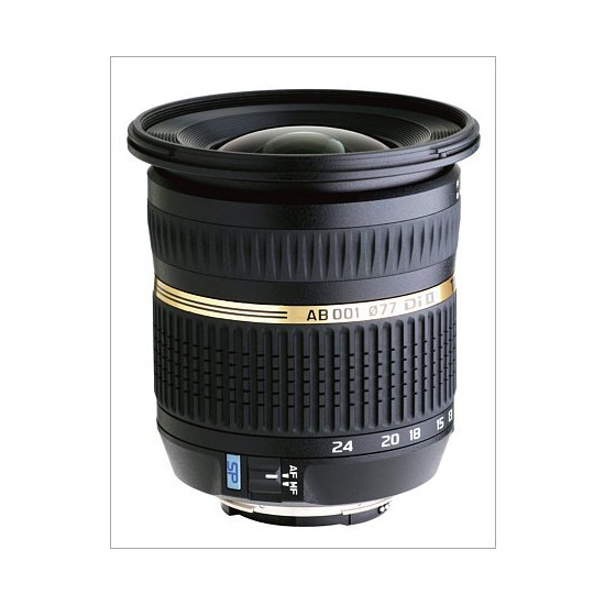 Tamron SP 10-24mm f3.5-4.5 Di II for Canon EF-S