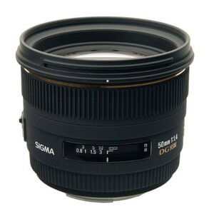 Photo of Nikon 50MM F1.4 EX DG HSM Lens