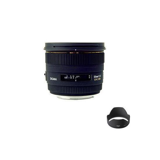 Sigma 50mm f1.4 EX DG HSM for Sigma AF