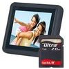 "Photo of 3.5"" LCD Photo Frame With 2GB Card Digital Photo Frame"