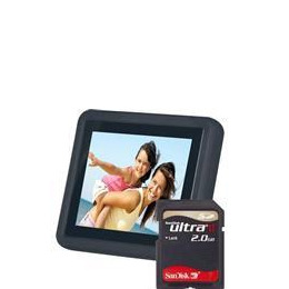 "3.5"" LCD Photo Frame with 2GB Card Reviews"