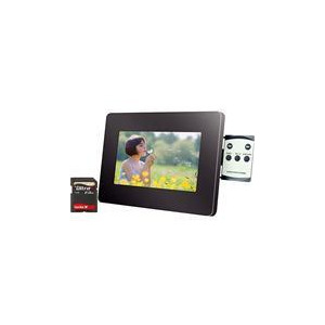 """Photo of 7"""" LCD Photo Frame With 2GB Card Digital Photo Frame"""
