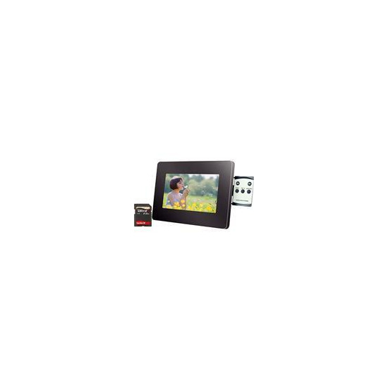 "7"" LCD Photo Frame with 2GB Card"