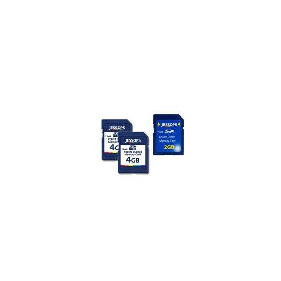 4GB x2 Plus 2GB Card Offer