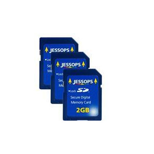 Photo of 2GB SD Card 3 For 2 Offer Memory Card