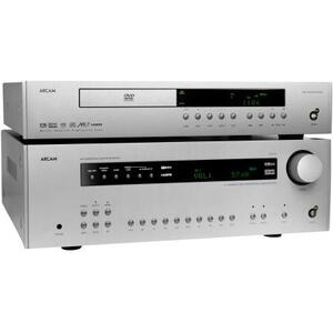 Photo of ARCAM DiVA DV135 DVD PLAYER &Amp; AVR280 AV RECEIVER SYSTEM SIZZLER Receiver