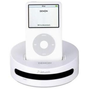 Photo of Denon ASD3N Networked iPod Dock iPod Dock