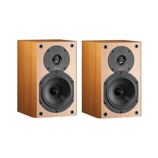 EPOS ELS3 SPEAKERS (PAIR) (LIGHT CHERRY)