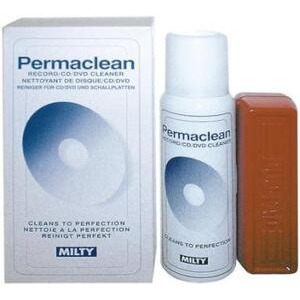 Photo of Milty Permaclean Media Cleaning Kit DVD Accessory