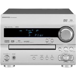 Photo of ONKYO DR815 DVD/RECEIVER MICRO SYSTEM Receiver