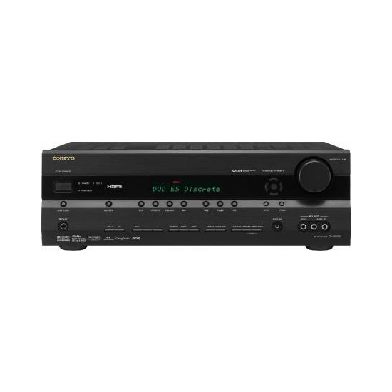 ONKYO TXSR506 HOME CINEMA RECEIVER