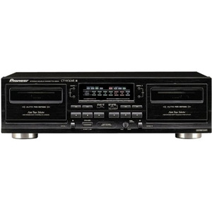 Photo of Pioneer CTW208R Twin Cassette Player
