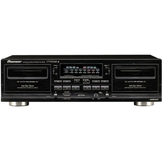 Pioneer CTW208R Twin