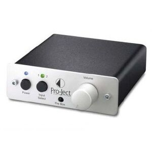 Photo of Pro-Ject Pre Box Amplifier