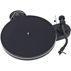 Photo of PROJECT GENIE II TURNTABLE (BLACK) Turntables and Mixing Deck