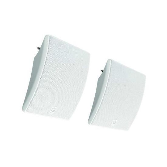 Q Acoustics Q-AV Rear