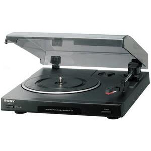 Photo of SONY PSJ20 MICRO-SIZED TURNTABLE Turntables and Mixing Deck