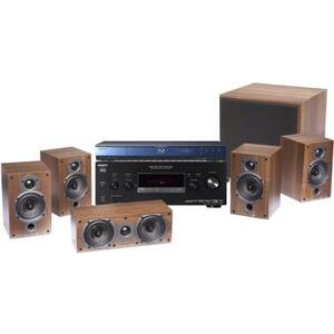 Photo of Sony BDP-S350 With STRDG820 Receiver & Speakers Home Cinema System